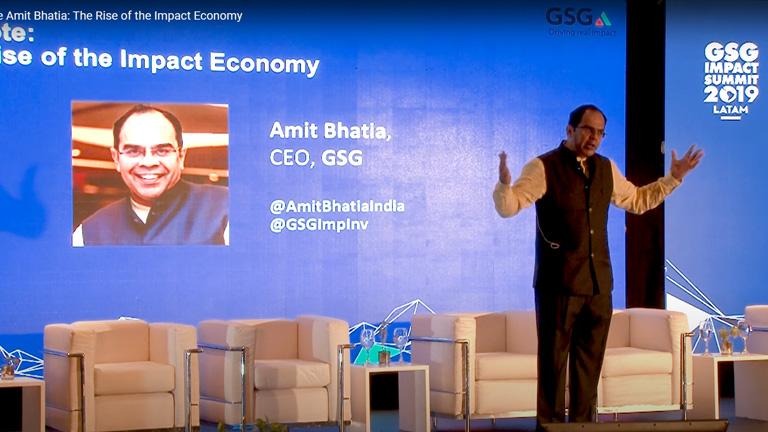 Keynote Amit Bhatia – The Rise of the Impact Economy